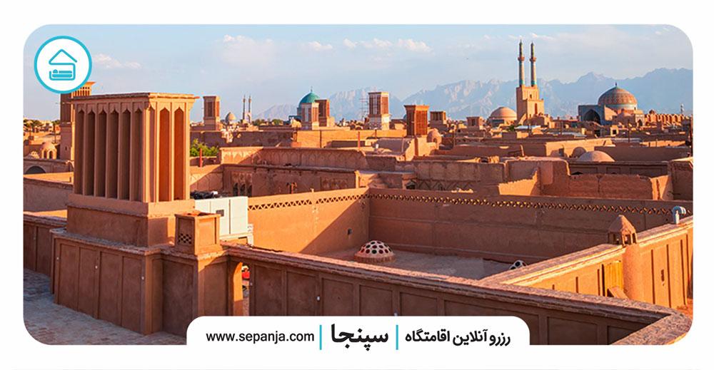 کافه-خانه-هنر-یزد،-زیباترین-و-بهترین-کافه-شهر