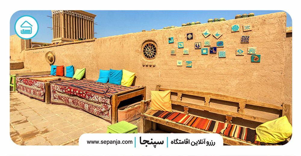 کافه-خانه-هنر-یزد،-زیباترین-و-خاص-ترین-کافه-شهر!-(+آدرس-و-تصاویر)
