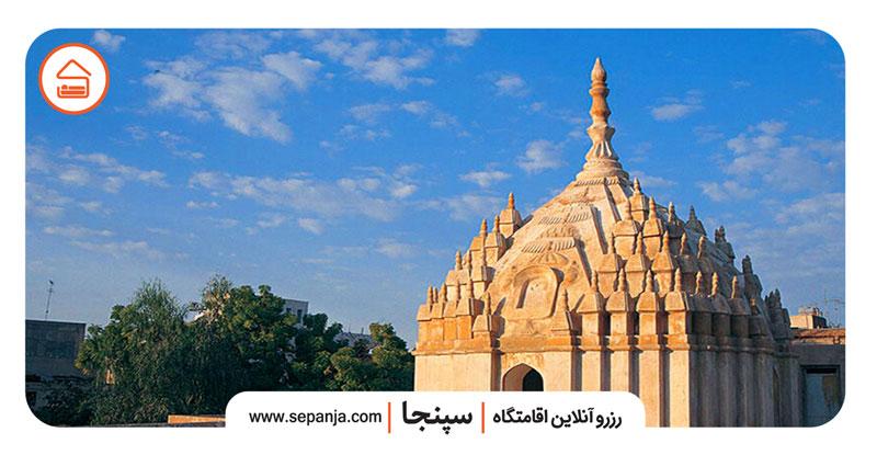 معبد هندوها یکی از جاذبه های گردشگری بندرعباس