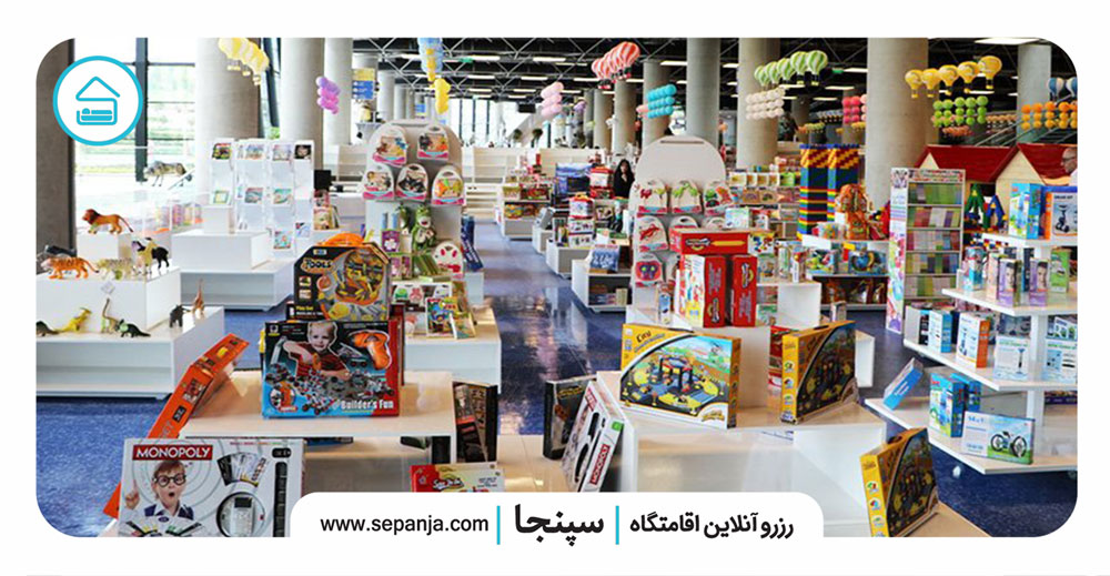 بخش-کودکان-باغ-کتاب-تهران