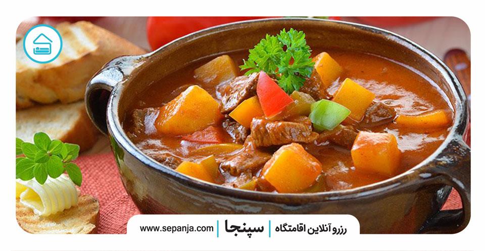 سوپ-گوشت-در-مجارستان