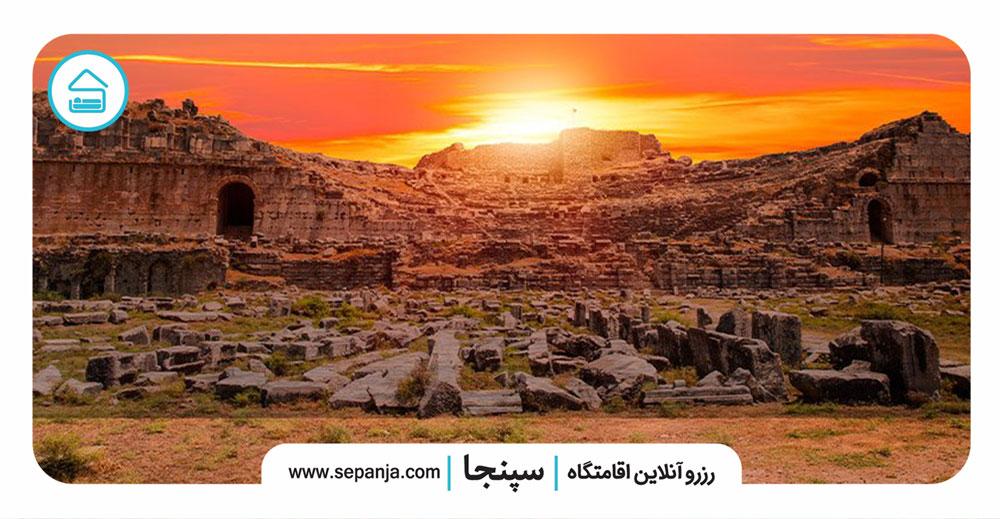 شهر-باستانی-میلتوس
