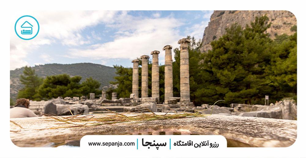 شهر-باستانی-پرین-کوش-آداسی