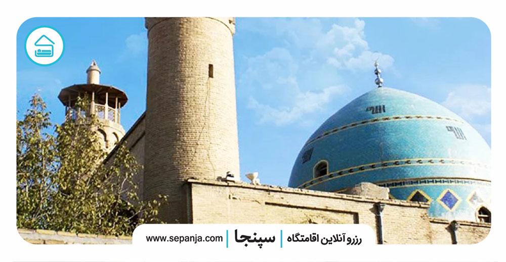 مسجد-جامع-بروجرد