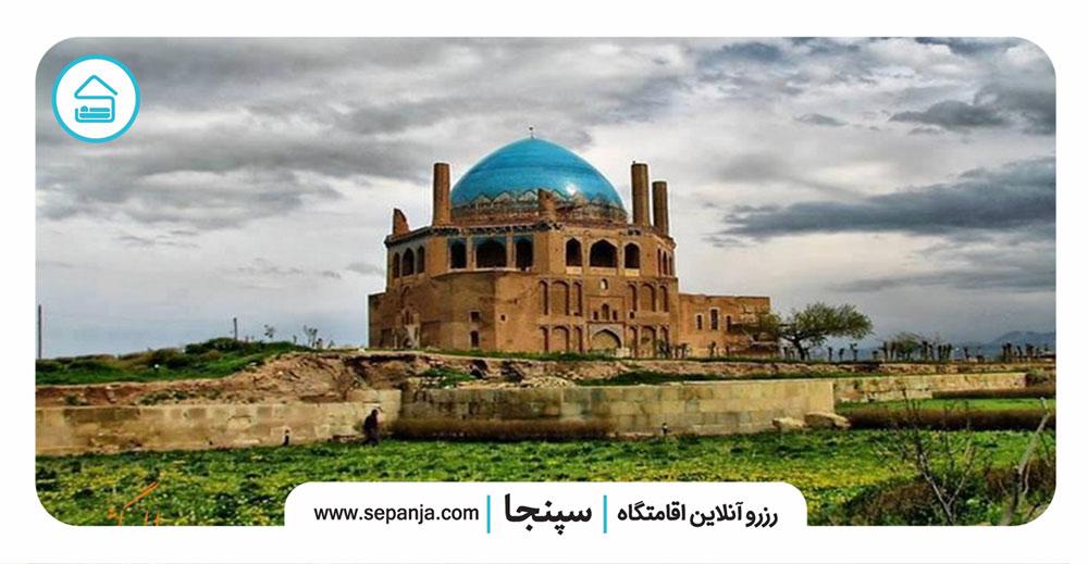 جاهای-دیدنی-زنجان