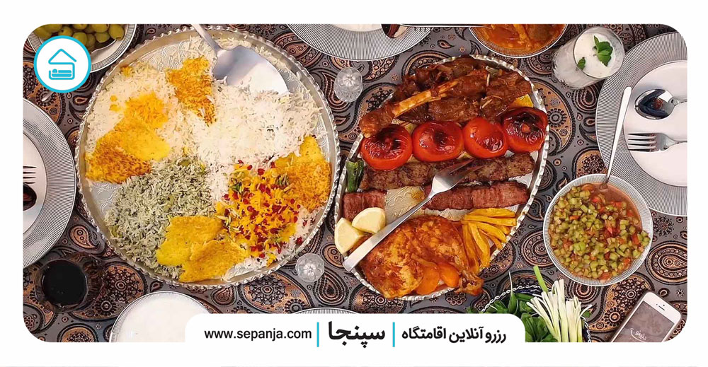 رستورانها-و-سفرهخانههای-زنجان