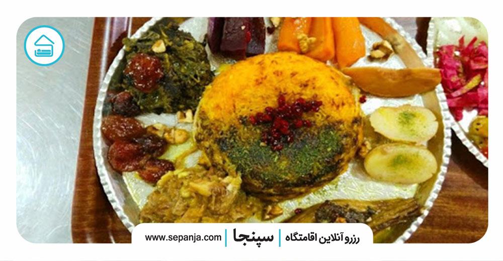 غذاهای-محلی-سمنان
