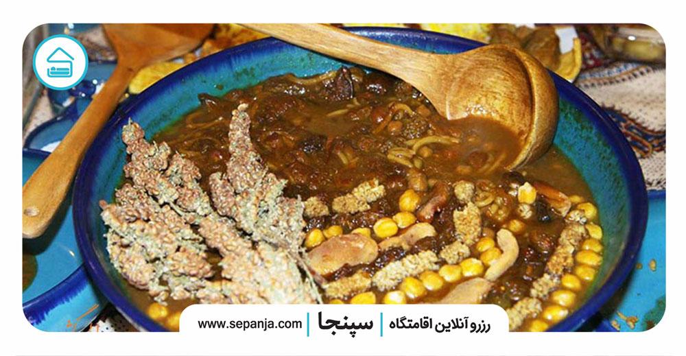 غذاهای-محلی-سنندج