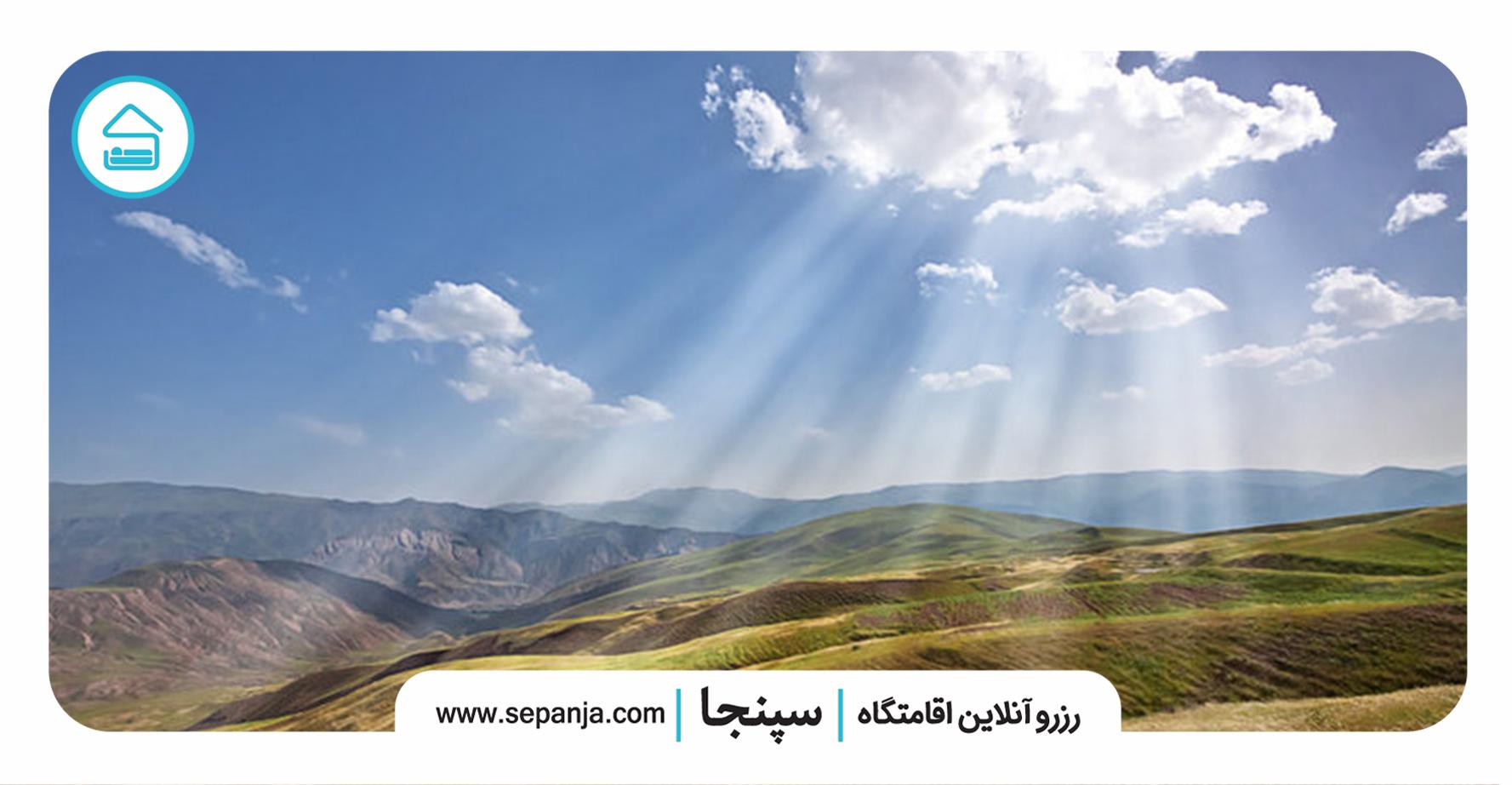 راهنمای سفر به قزوین از نظر مهرفی جاهای دیدنی این شهر