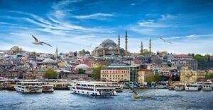 آشنایی با بهترین جاهای ترکیه
