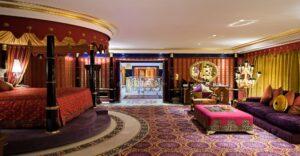 هتل های پنج ستاره ی دبی