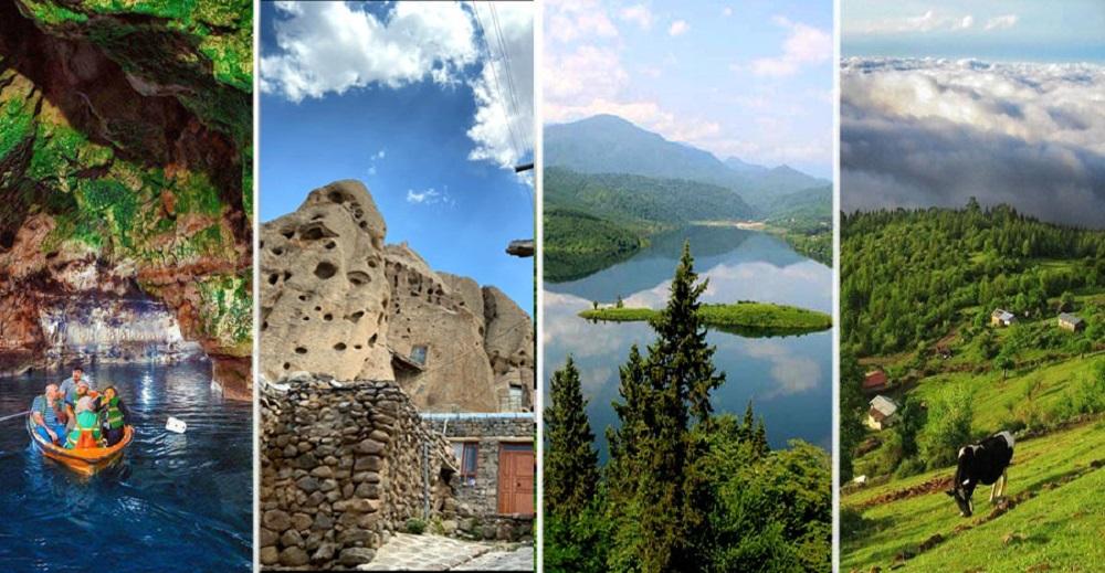 آشنایی با بهترین جاهای ایران برای سفر