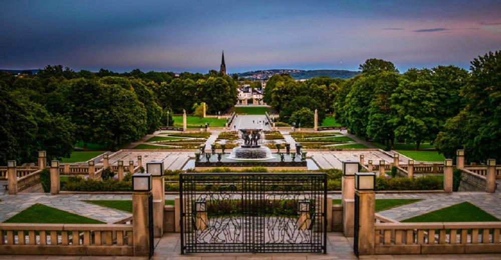 پارک مجسمه سازی ویگلند