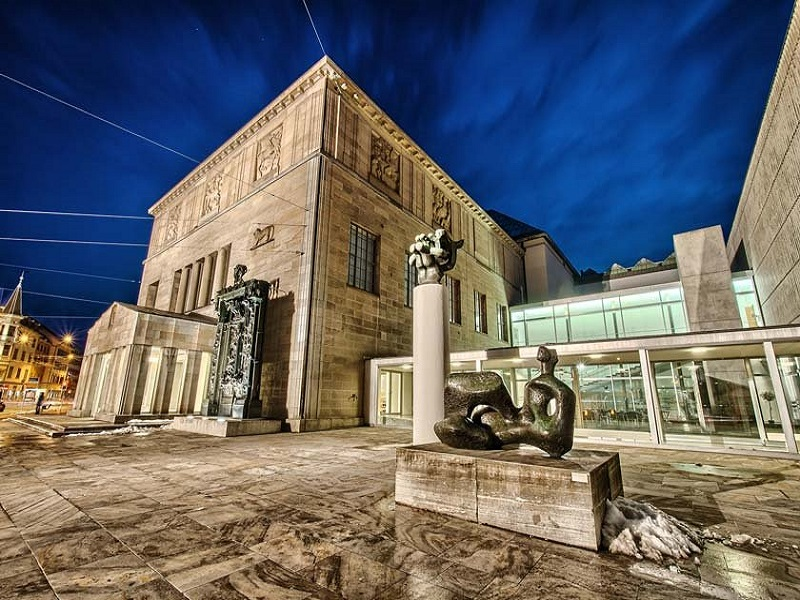 موزه هنرهای دنیا