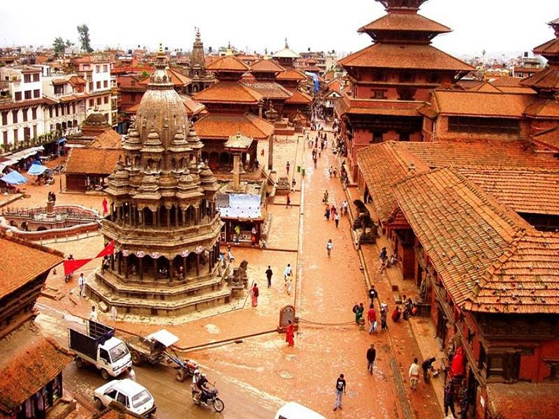 میدان دوربار نپال