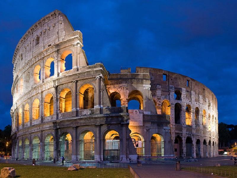 سفر به رم ایتالیا