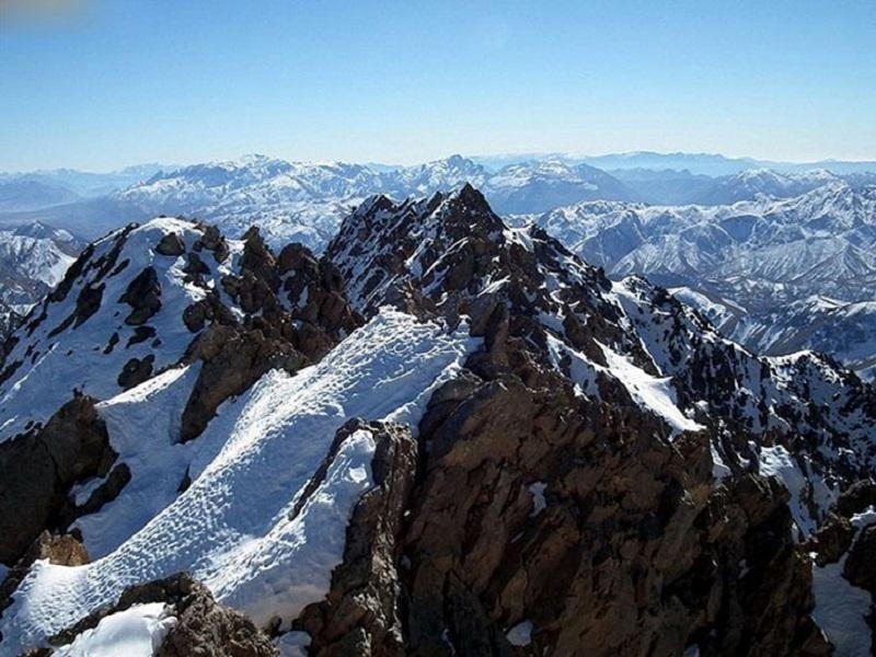کوه چال آباد