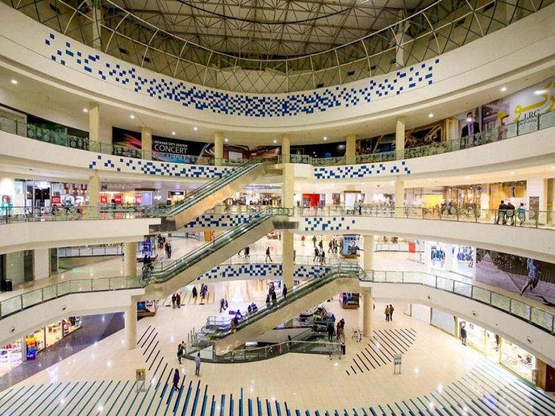 بهترین مکان های خرید اصفهان