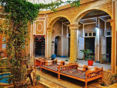 اقامتگاههای بومگردی در یزد