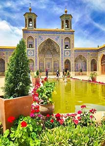 Vacation rentals in iran