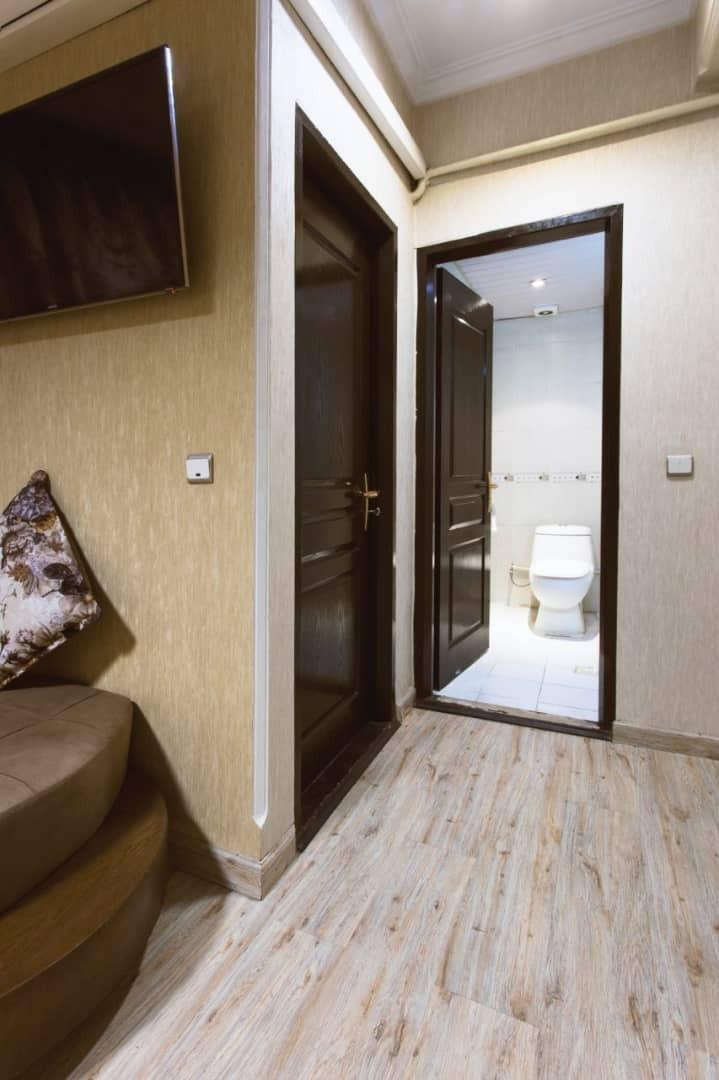درون شهری هتل آپارتمان سه خوابه در تبریز - واحد 3