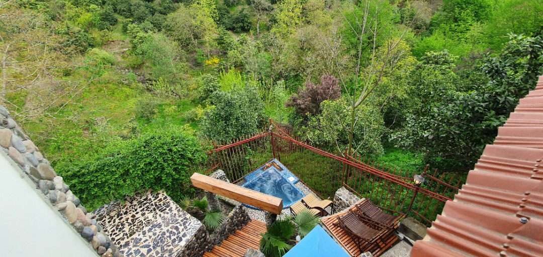 Forest ویلای جنگلی استخردار در لیماکش رامسر