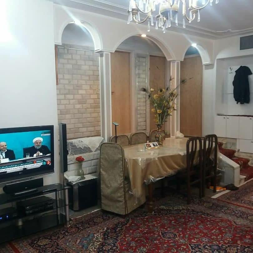 درون شهری منزل مبله در جمهوری اصفهان