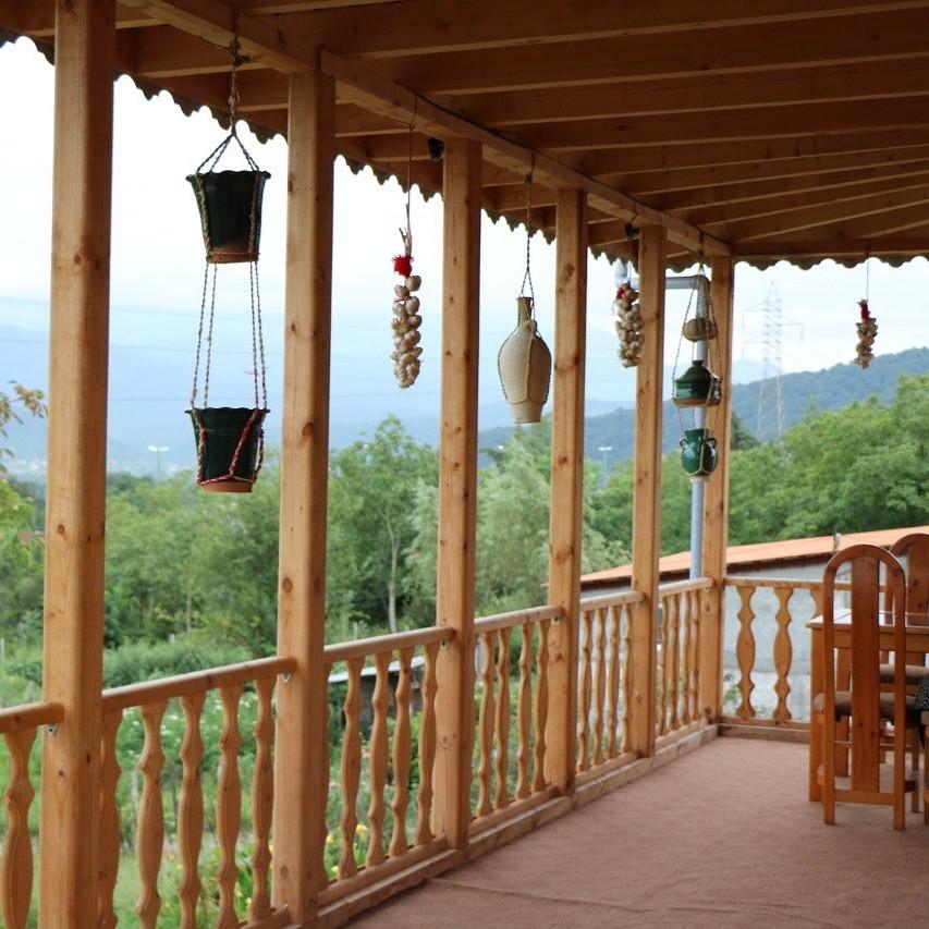 بوم گردی اتاق سنتی در گلسرک رشت