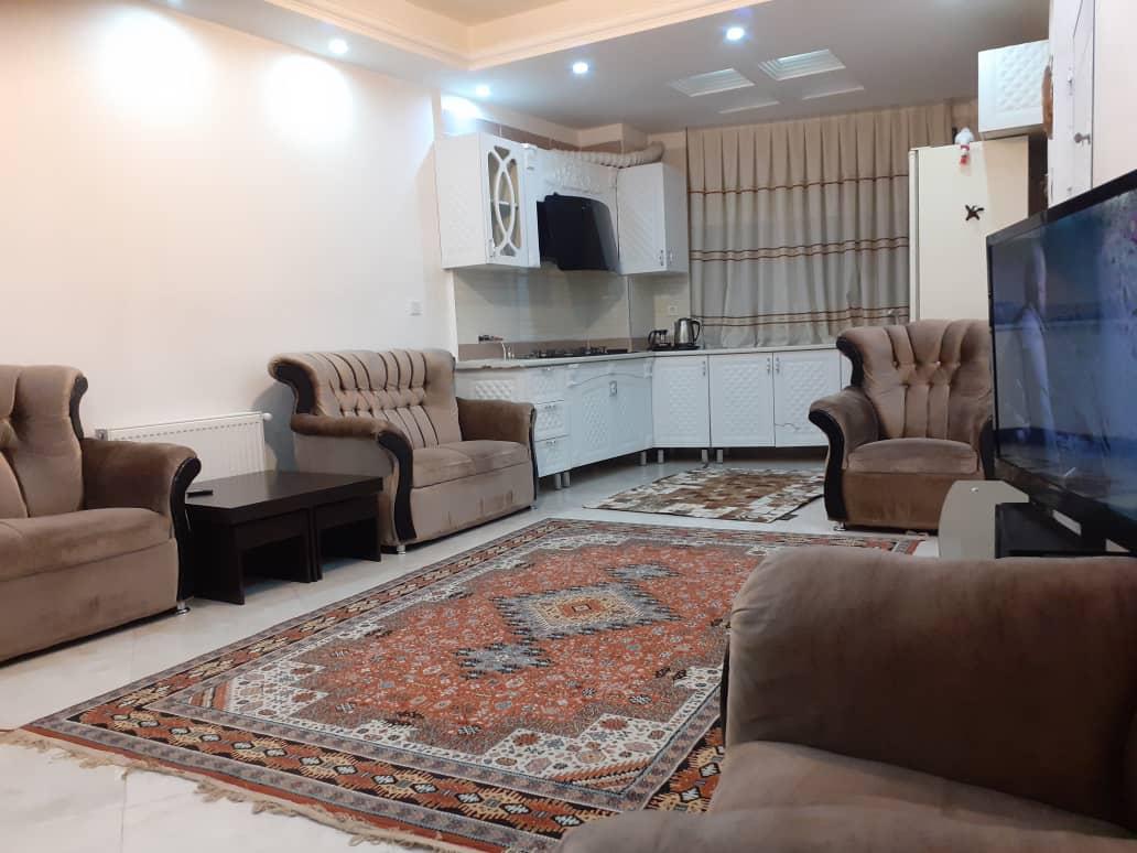 درون شهری آپارتمان مبله  دربستی درجیحون تهران