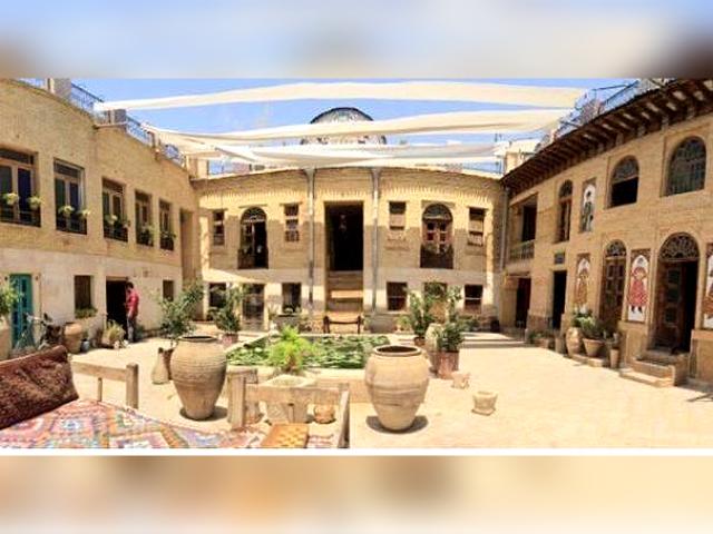 بوم گردی خانه بومگردی در شیراز - شاهنشین