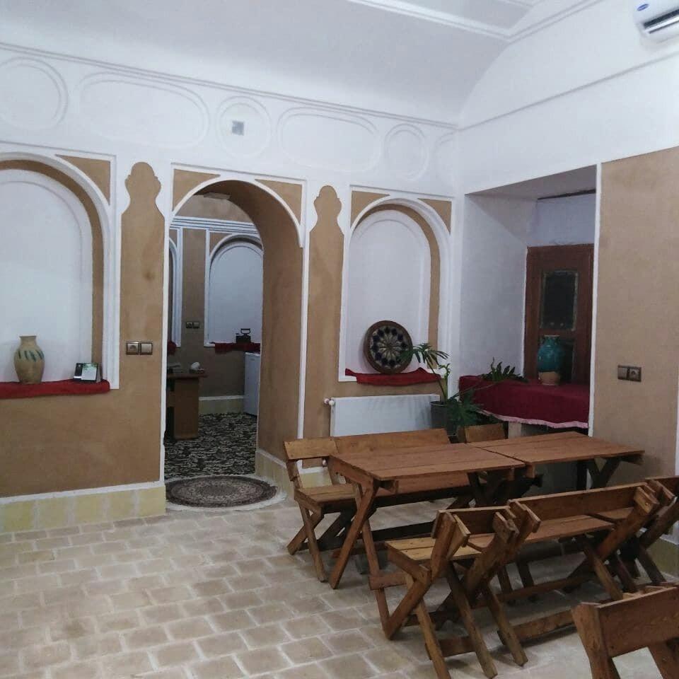 بوم گردی اقامتگاه سنتی در خیابان امام یزد - اتاق 2