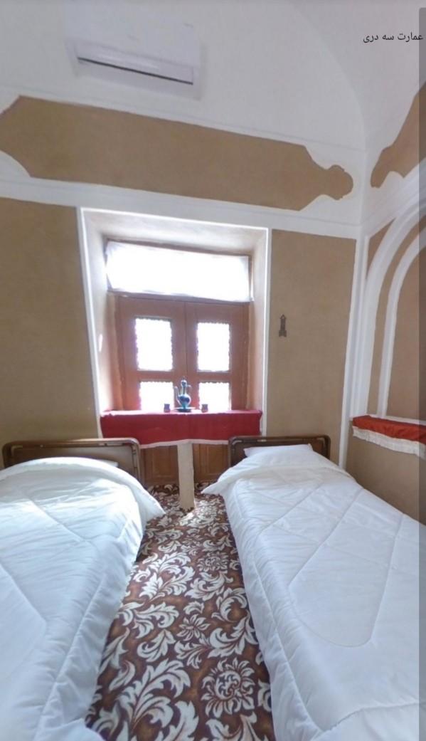 بوم گردی خانه تاریخی در خیابان امام یزد - اتاق 3