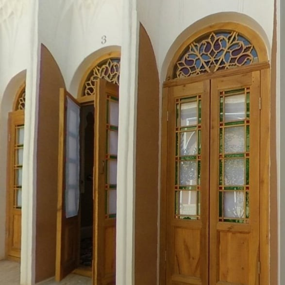 بوم گردی بومگردی در خیابان امام یزد - اتاق 4