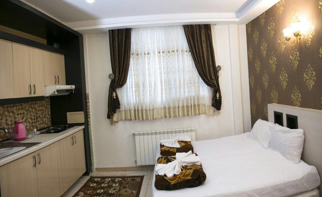 townee هتل آپارتمان در مشهد نزدیک حرم - اتاق 301