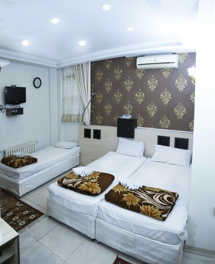 townee هتل آپارتمان قیمت مناسب درمشهد - اتاق 604