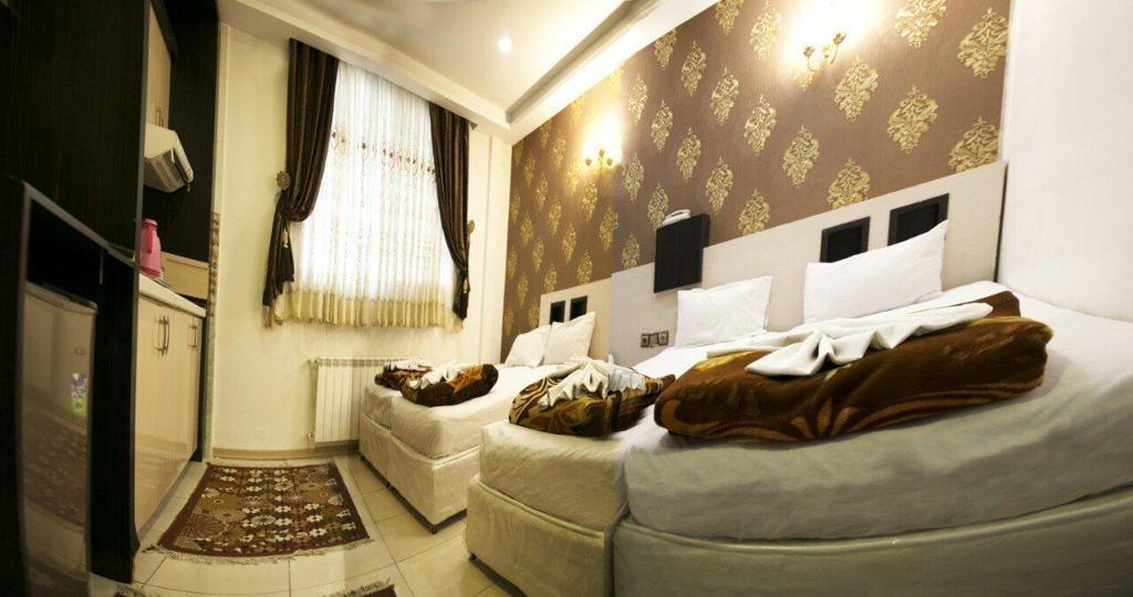 townee هتل آپارتمان قیمت مناسب در مشهد -اتاق 202