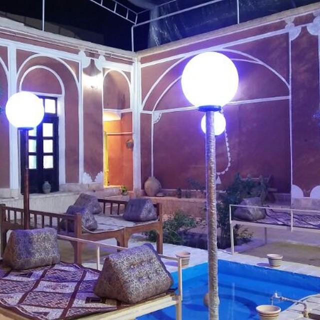 townee خانه تاریخی در خیابان مهدی یزد - اتاق 7