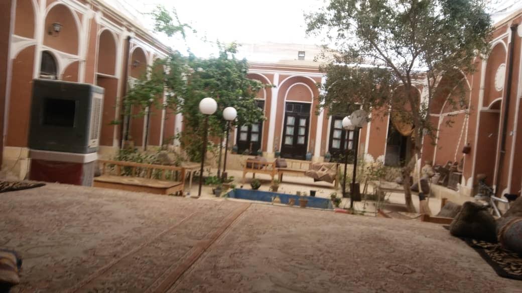 شهری خانه تاریخی در خیابان مهدی یزد - اتاق 7