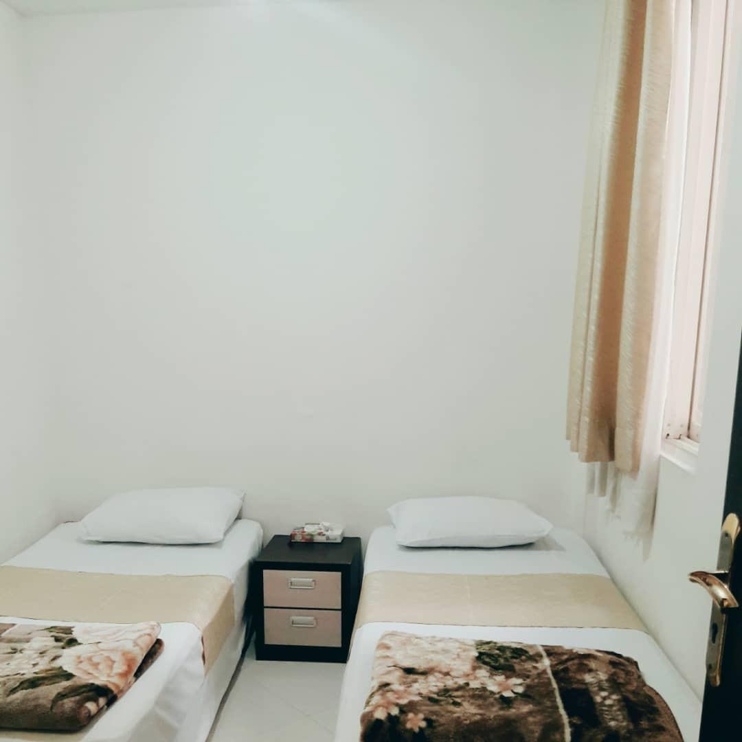 شهری هتل آپارتمان در امام رضا 6 مشهد - یک خواب