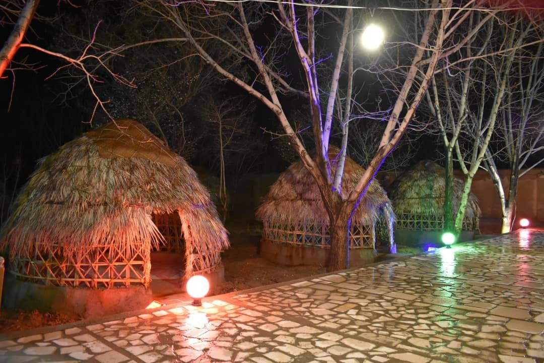 بوم گردی رزرو بومگردی سنتی در حومه آباده - اتاق پستو