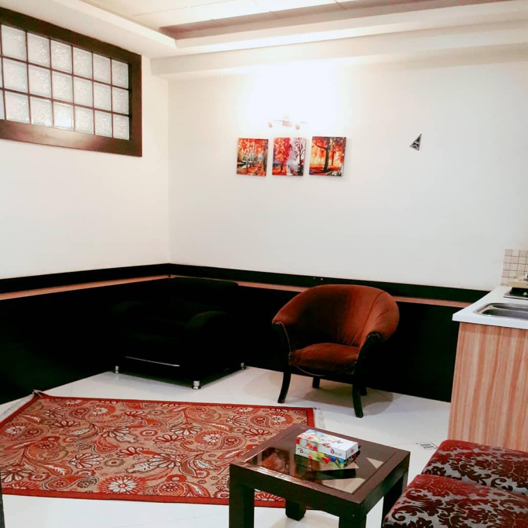 townee آپارتمان مبله آپارتمان مبله  در امام رضا 6 مشهد - تک خواب