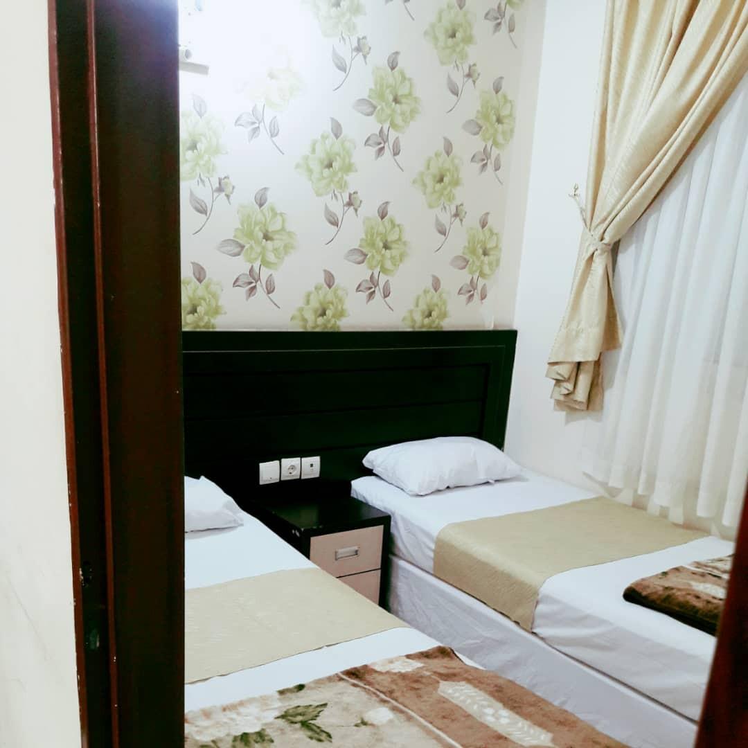 شهری هتل آپارتمان در امام رضا 6 مشهد - دو خواب