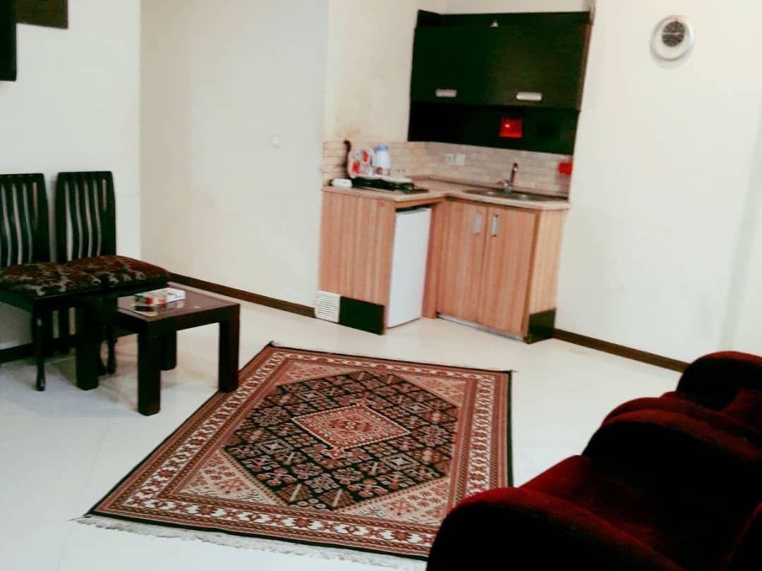 townee هتل آپارتمان در امام رضا 6 مشهد - دو خواب