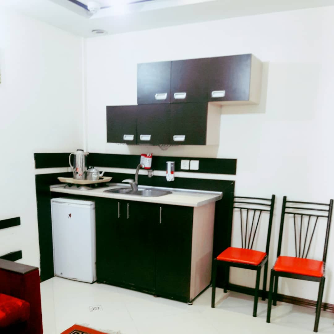 townee  آپارتمان مبله در امام رضا 6 مشهد - دو خواب
