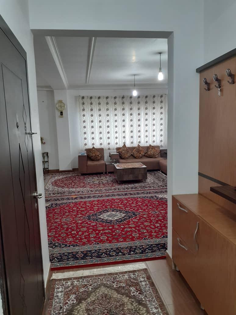 درون شهری آپارتمان مبله در بلوار مهندس راهب رامسر