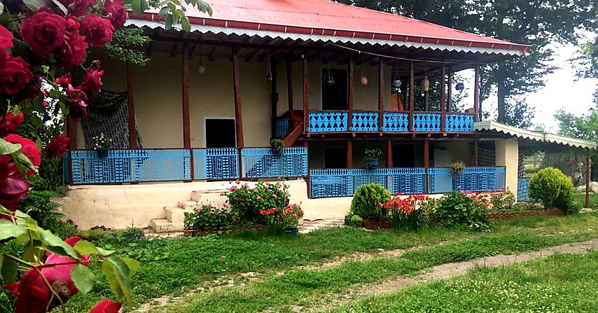 Village خانه روستایی و بوم گردی
