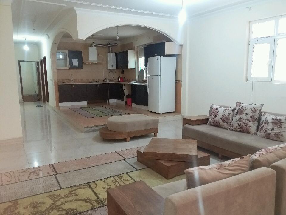 درون شهری هتل آپارتمان در مرکز شهر آبادان