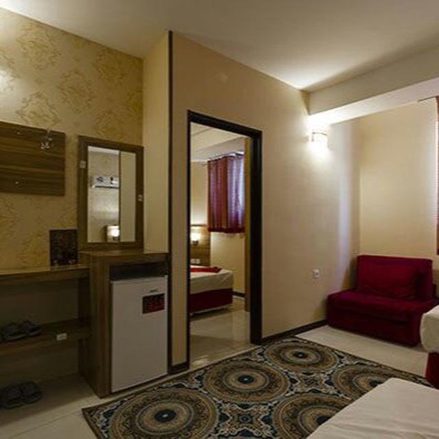 townee اجاره هتل آپارتمان در مشهد - اتاق 1