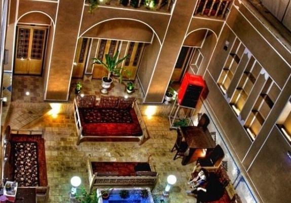 شهری اتاق سنتی در امام خمینی یزد