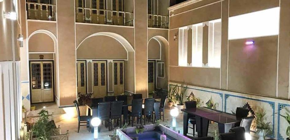 شهری سوئیت سنتی در امام خمینی یزد